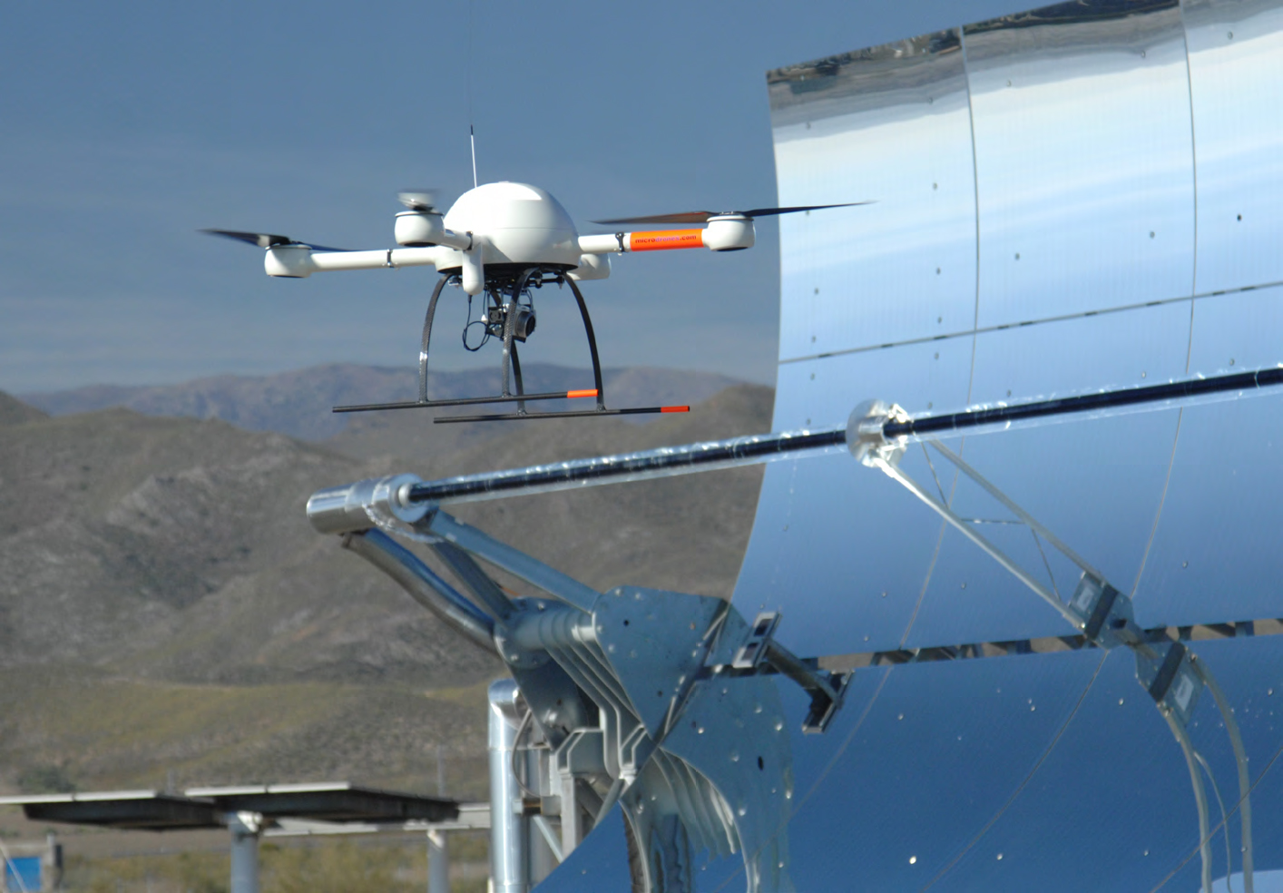MAPPING SOLAR STRUCTURES WITH UAS