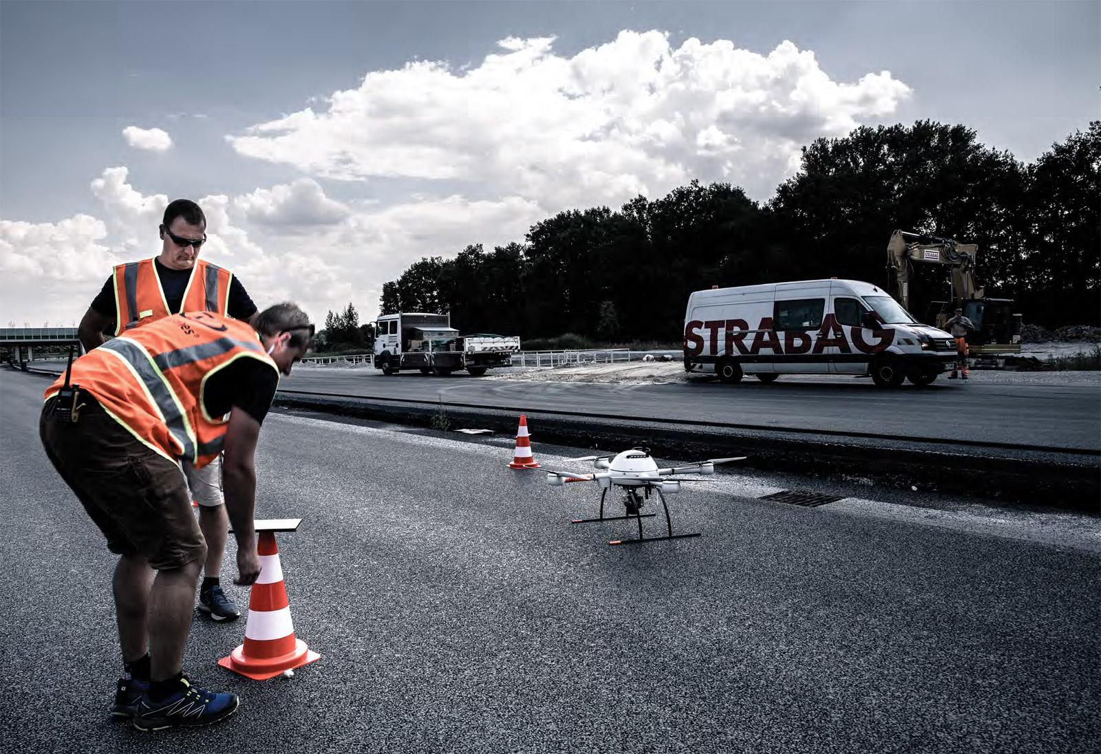 Microdrones Completes BVLOS Corridor Mapping